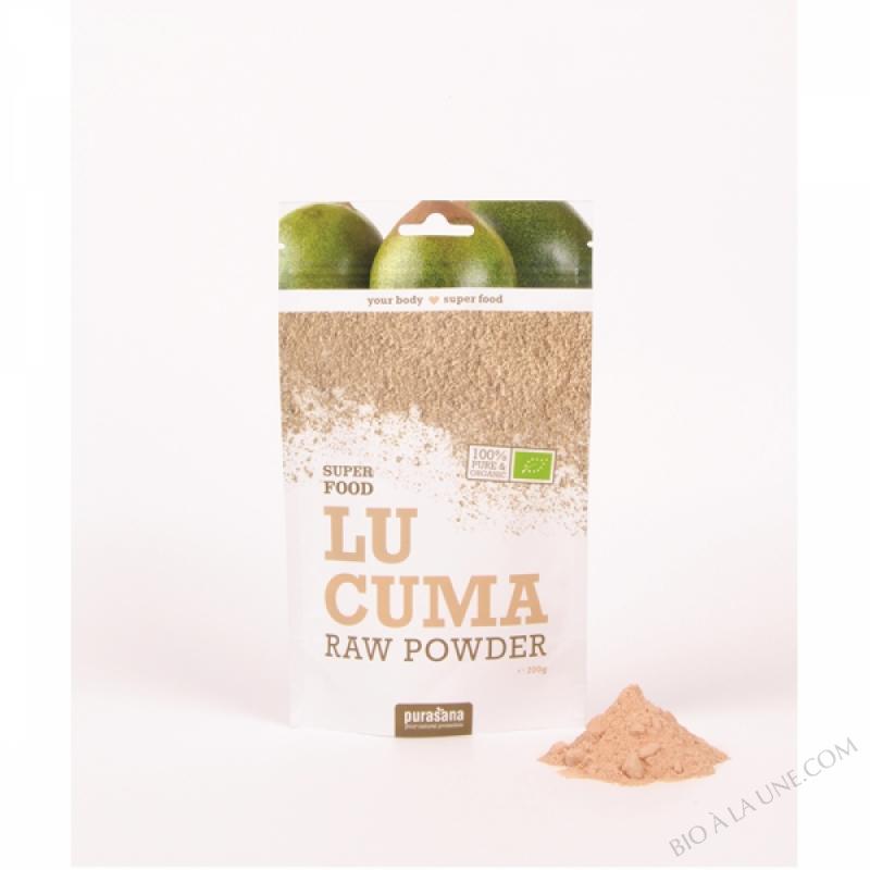 Poudre De Lucuma 200 Gr