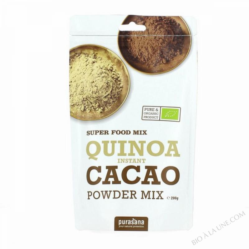 Poudre Quinoa Cacao 200 Gr