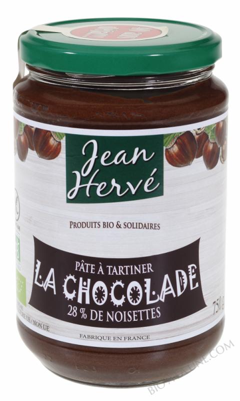 Pâte à tartiner Chocolade - 750g