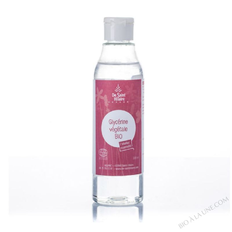 GLYCERINE VEGETALE 200 ML *