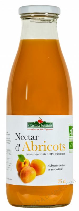 Nectar abricots 75 cl