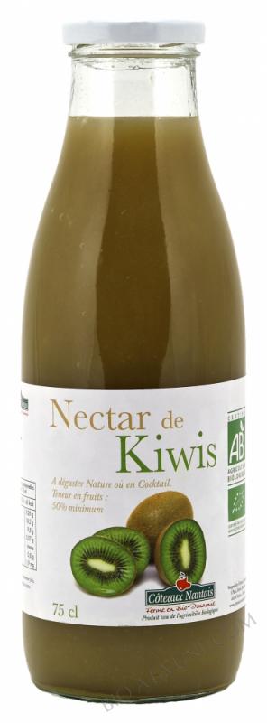 Nectar kiwis Bio 75cl