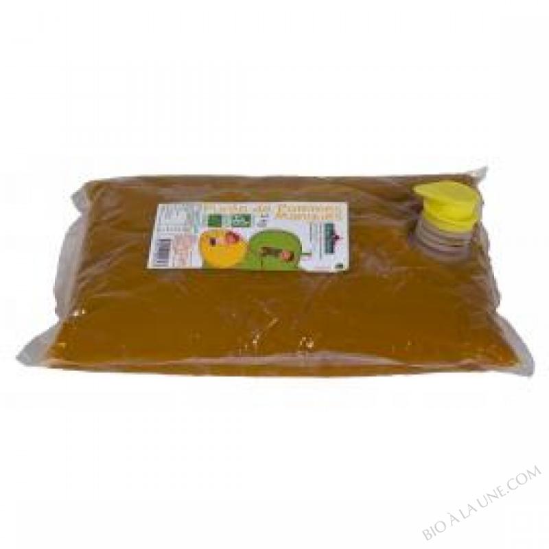 Puree pommes mangues Bio 3kg