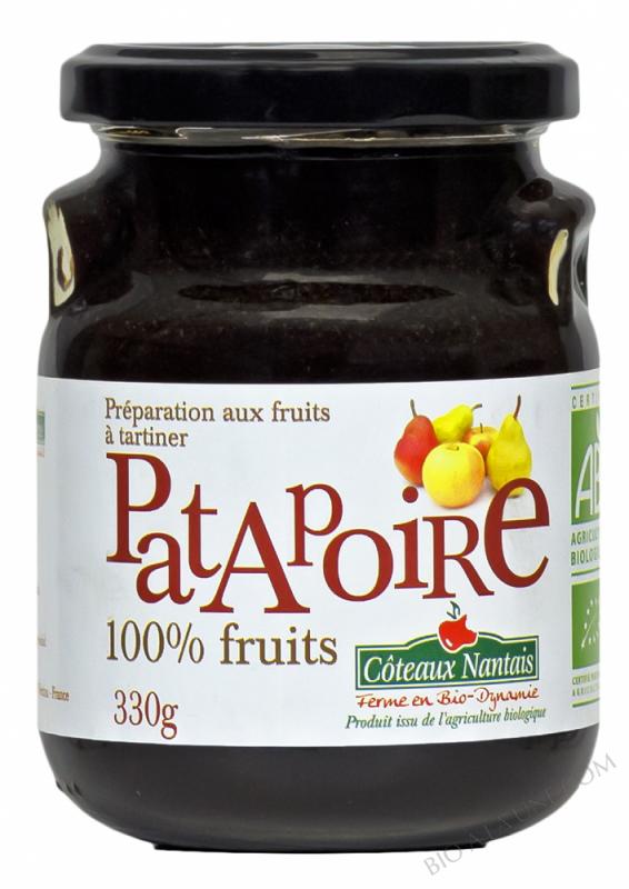 Patapoire Bio 330g