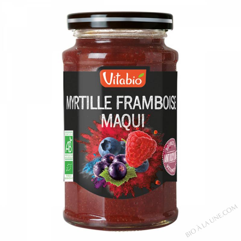 Antioxydant Framboise Myrtille Maqui -  - 290g