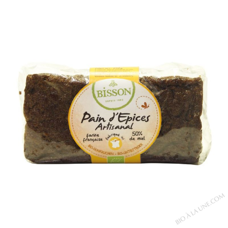 PAIN D'EPICES ARTISANAL 250G