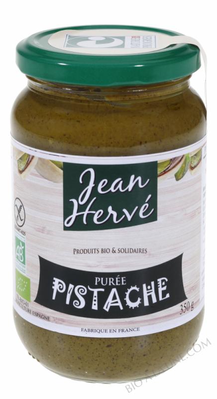 Puree de Pistache bio 350g