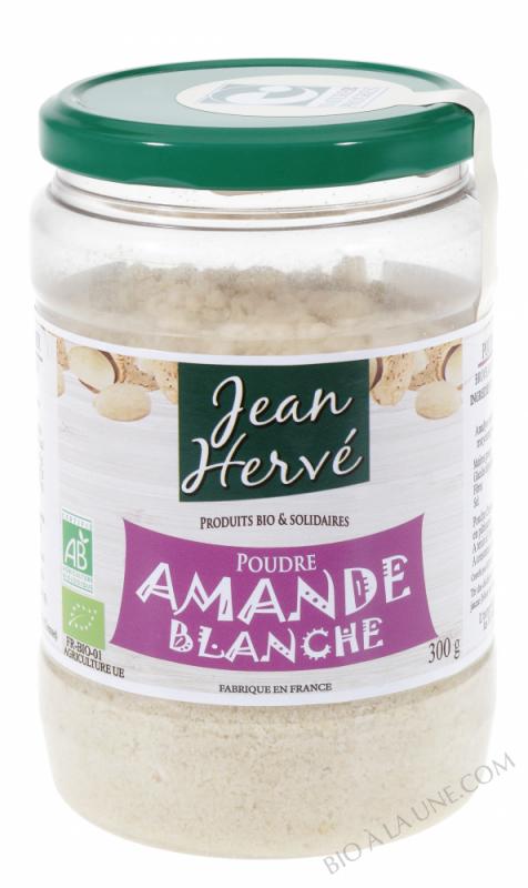 Poudre d'amandes blanches - 300g