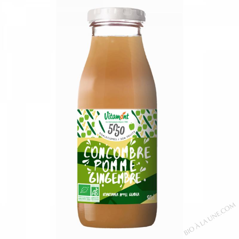 Cocktail Concombre Pomme Gingembre 50cl