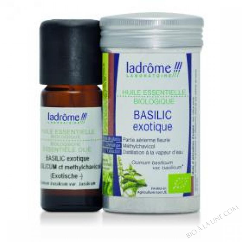 Huile essentielle Basilic exotique 10ml