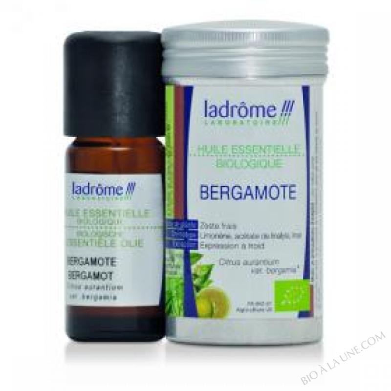 Huile essentielle Bergamote 10ml