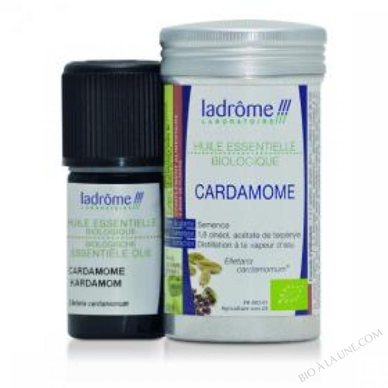 Huile essentielle Cardamome 5ml