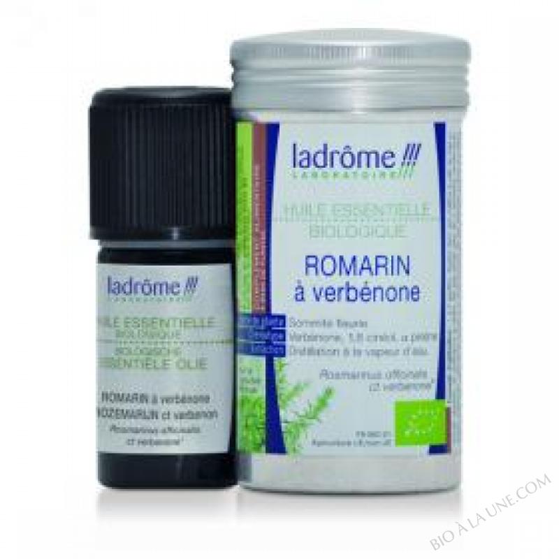 Huile essentielle Romarin Verbenone 5ml