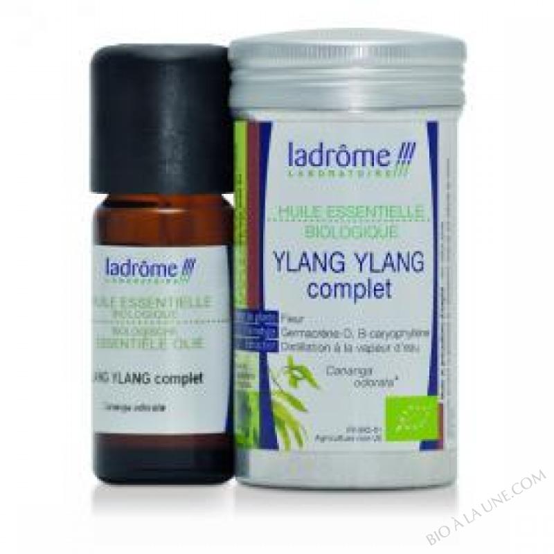 Huile essentielle Ylang-Ylang 10ml
