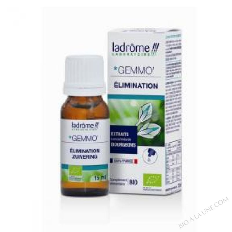 Gemmo' Elimination 15 ml