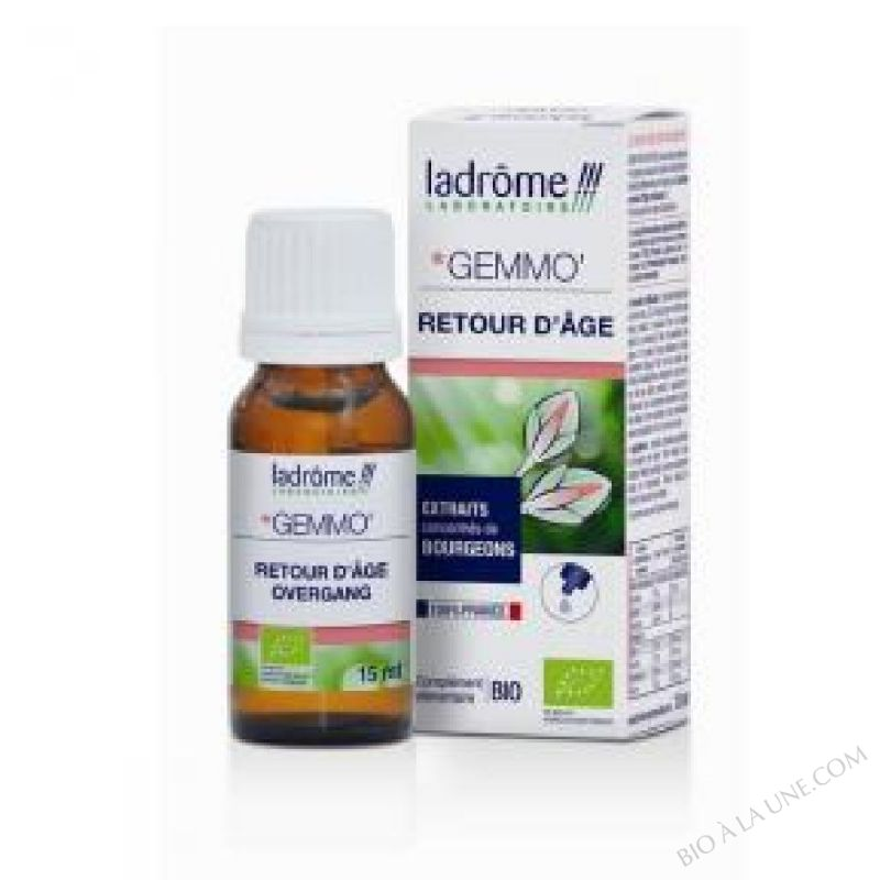 Gemmo' Retour d'Ages 15 ml