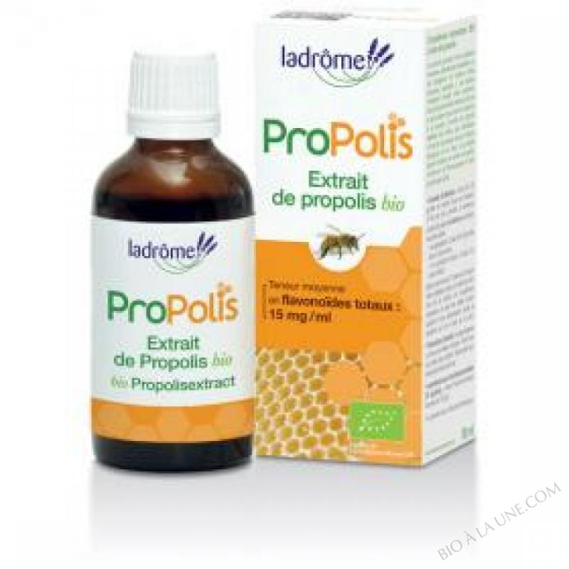 extrait de propolis - 50 ml