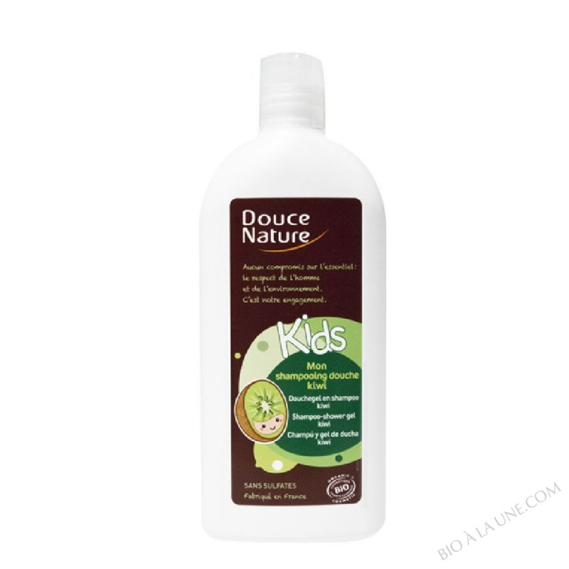MON SHAMPOING DOUCHE FRUITS ROUGES 300ML
