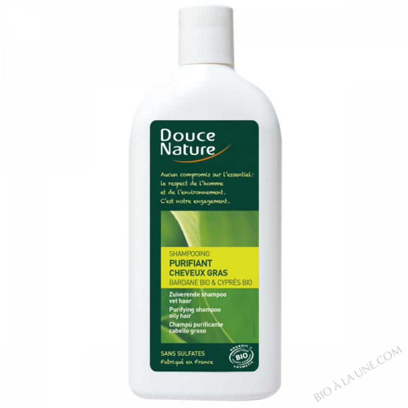 Shampoing Purifiant Cheveux gras 300ml