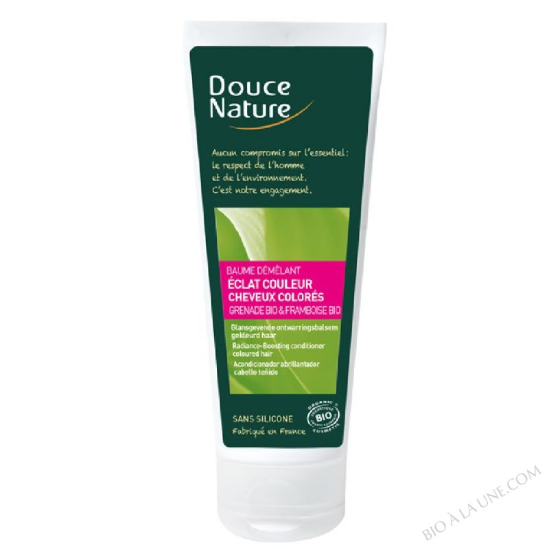 Baume demêlant Cheveux Colores 200ml