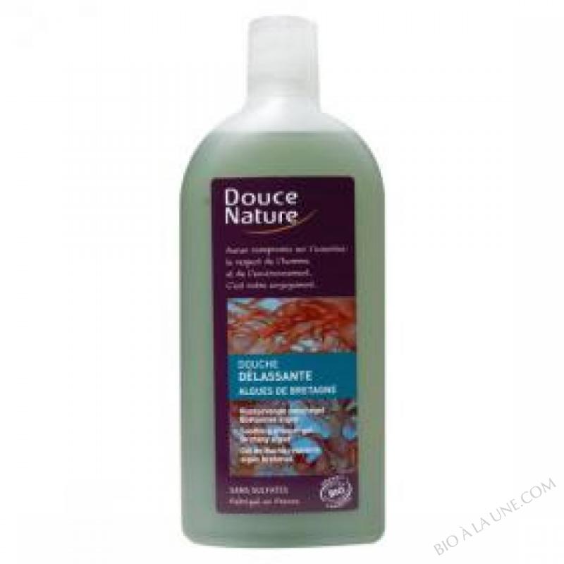 Douche delassante Aux algues 300ml