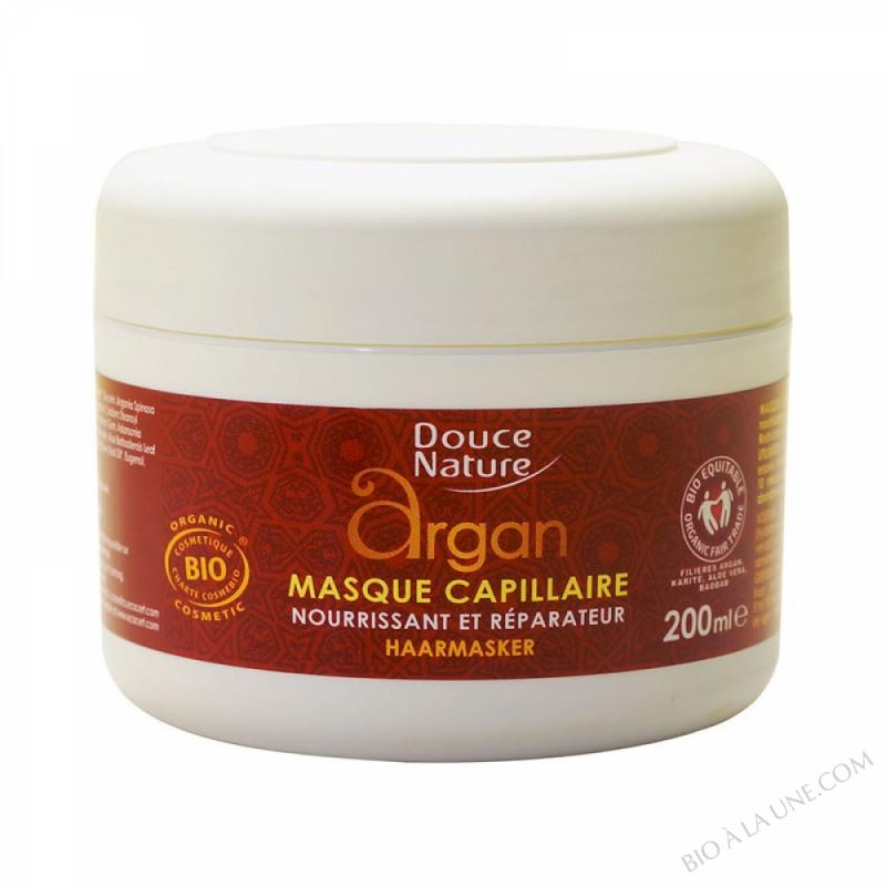 Masque Capillaire Argan 200ml