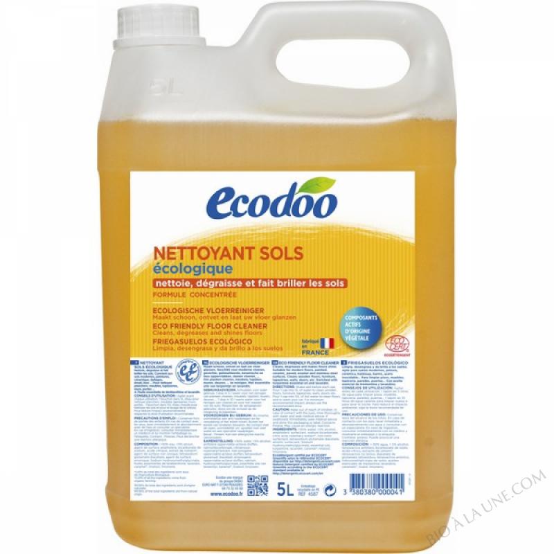 Nettoyant sols ecologique 5L