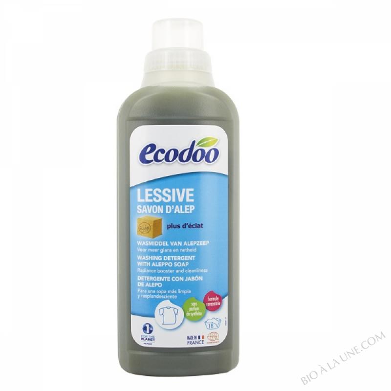 Lessive au savon d'alep ecologique 750mL
