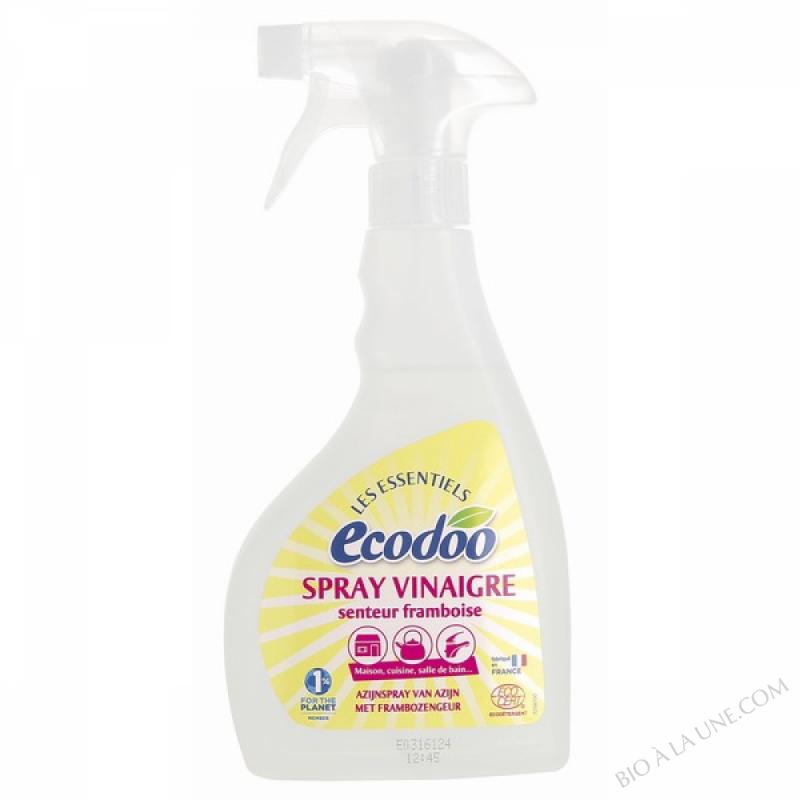 Spray vinaigre Alcool blanc - senteur Framboise 500ml