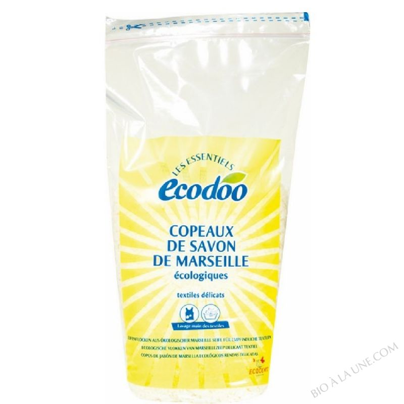 COPEAUX DE SAVON DE MARSEILLE ECOLOGIQUE 1KG