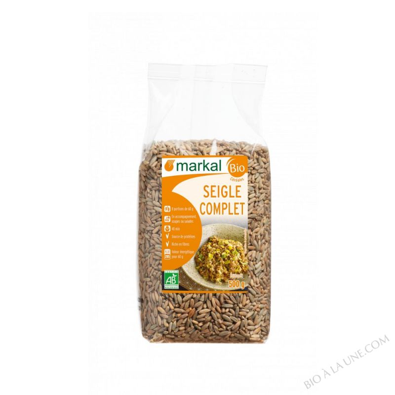 SEIGLE COMPLET - 500g