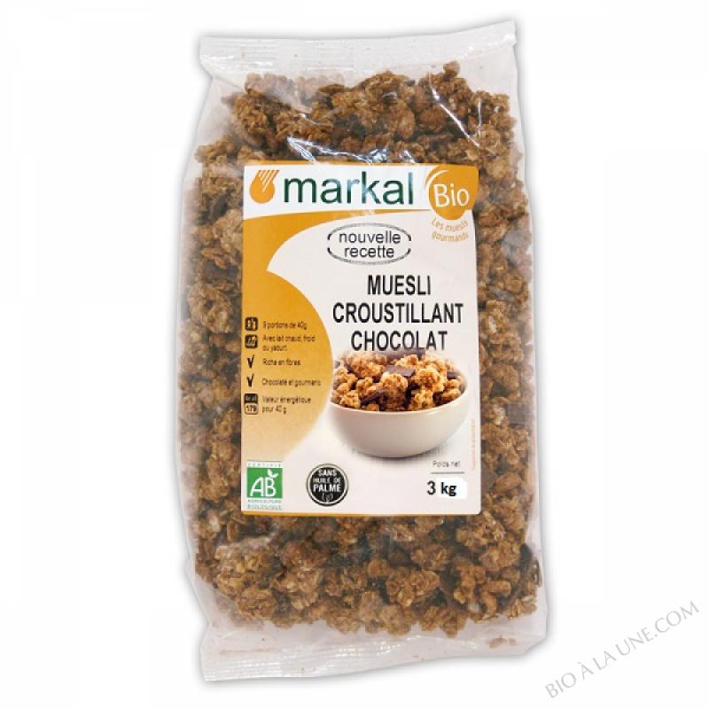 Muesli Croustillant Chocolat 3kg