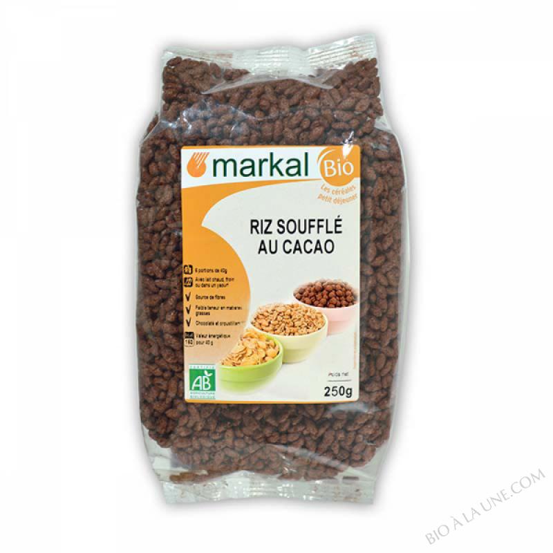 Riz souffle au cacao - 250g