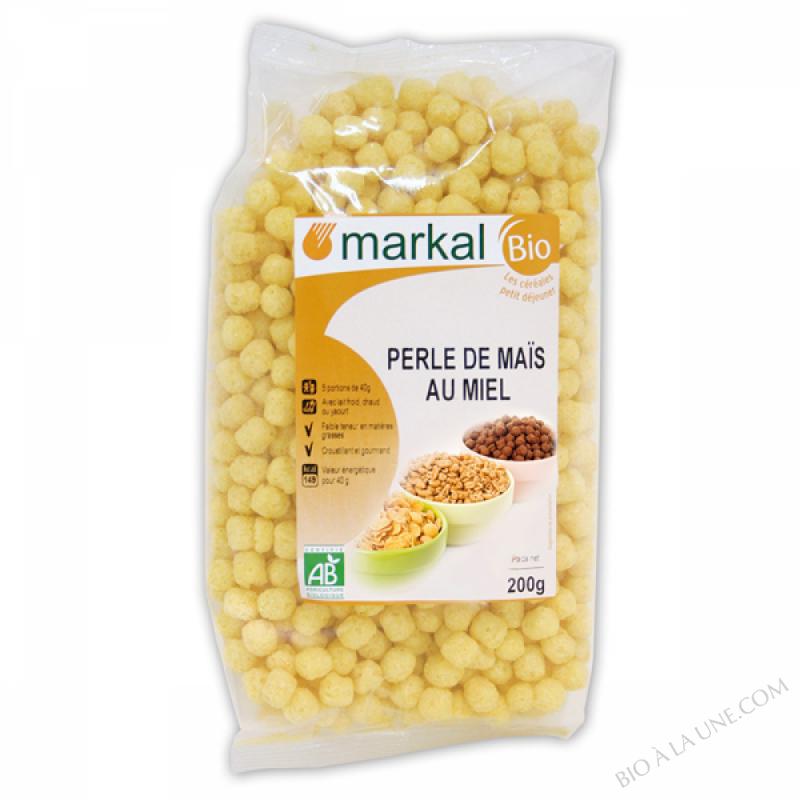 Perles de mais au miel - 200g