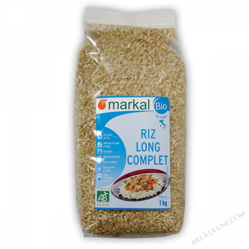 Riz long Complet 1kg