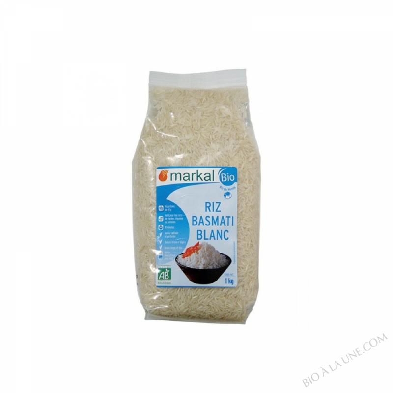 Riz Basmati Blanc 1kg