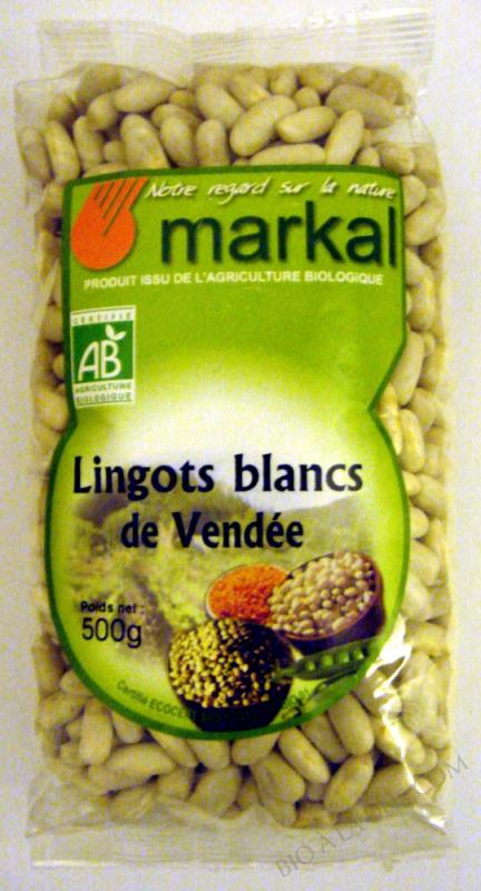 LINGOTS BLANCS - 500g