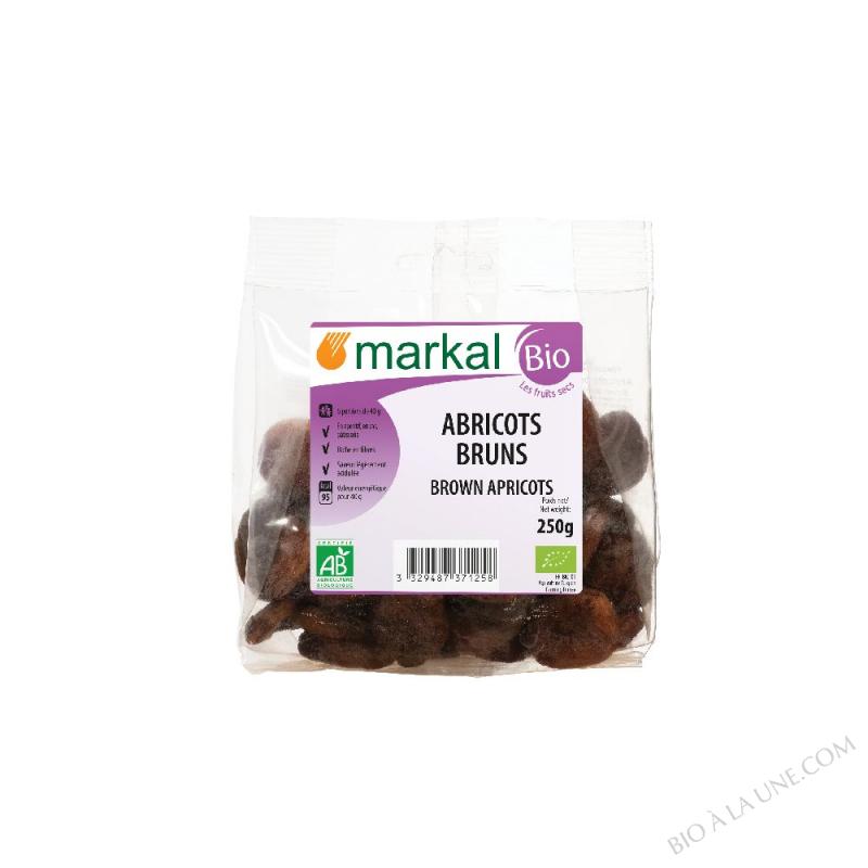 Abricots bruns