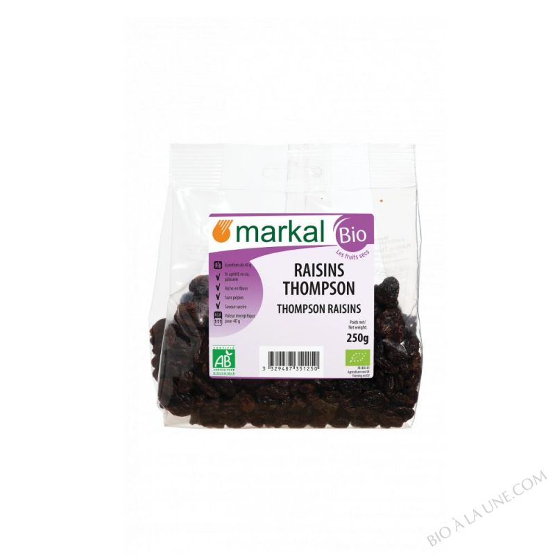 RAISIN THOMPSON - 250g