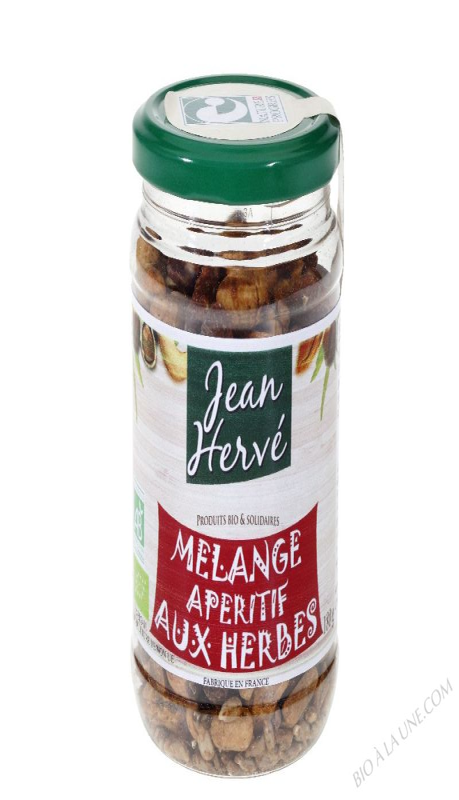 Melange Aperitif Fruits secs, shoyou et herbes180g