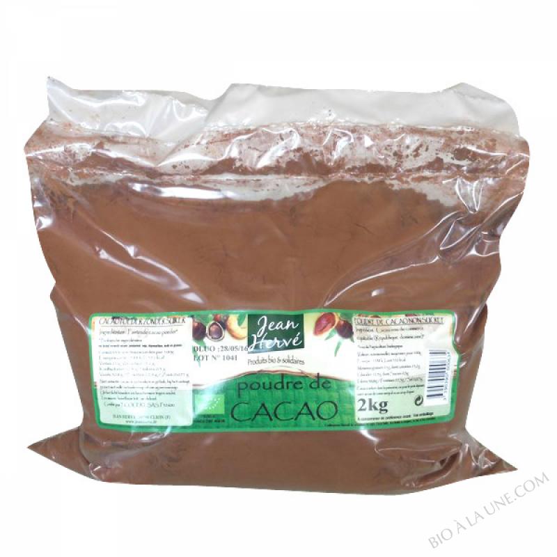 Poudre de cacao 2kg