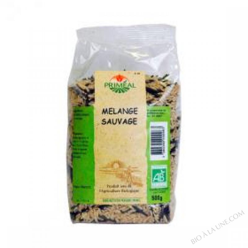 Riz Melange Sauvage 500 g