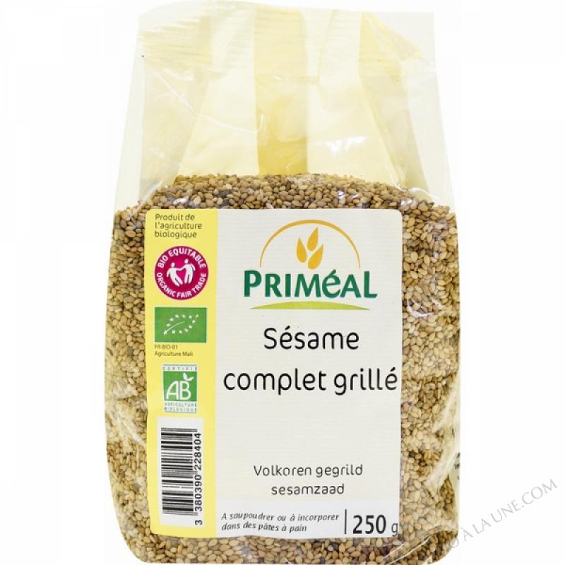 Sesame Complet Grille 250 g