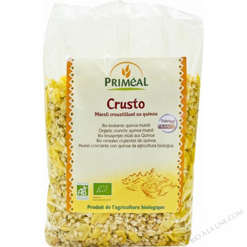 Cereales Crustos 375 gr