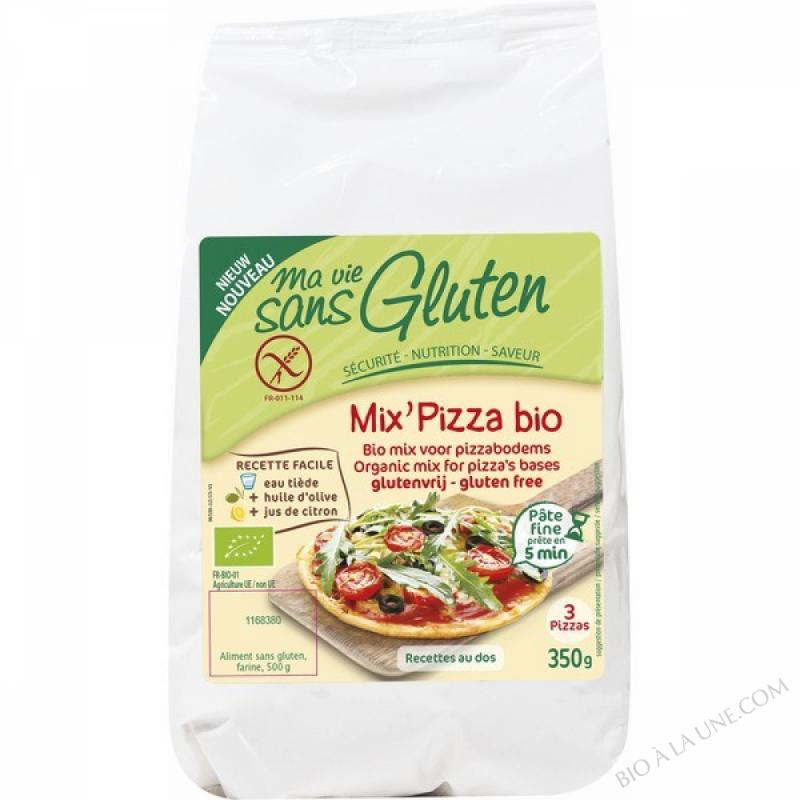 Mix' pizza 350gr