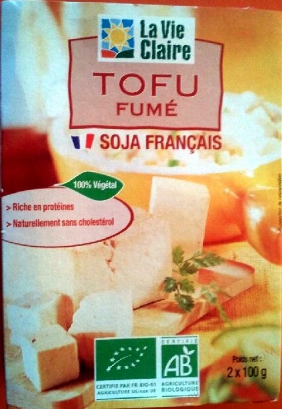 TOFU FUME- 200 G