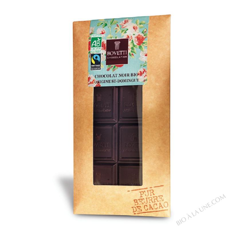 Chocolat noir Bio 73% 100g