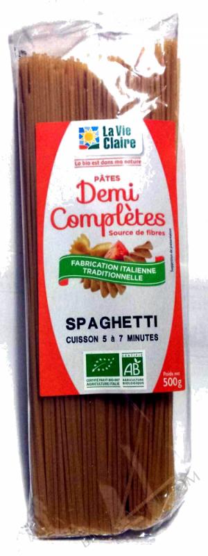 Spaghetti Demi-Complètes - 500G