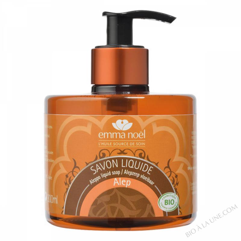 Savon Liquide D'Alep Bio - 300 ml