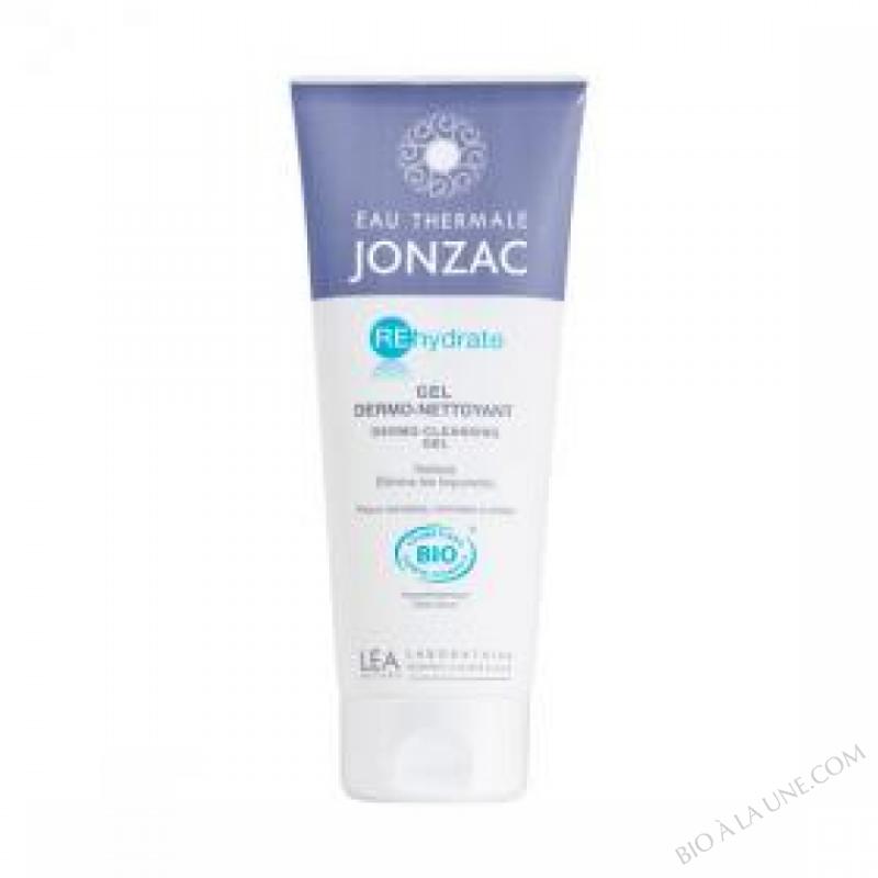Rehydrate gel dermo nettoyant visage - 200 ml